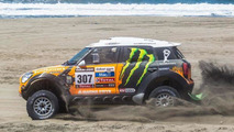 MINI ALL4 Racing wins the Dakar Rally