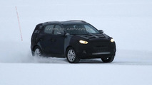 Hyundai ix35 facelift spy photo 18.01.2013 / Automedia