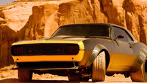 1967 Chevrolet Camaro SS starring in Transformers 4 as Bumblebee
