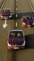Mercedes SL SLK and CLS