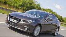 2014 Mazda3 pricing & fuel economy announced (US)