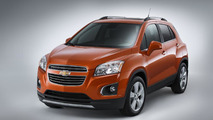 2015 Chevrolet Trax (US-spec)