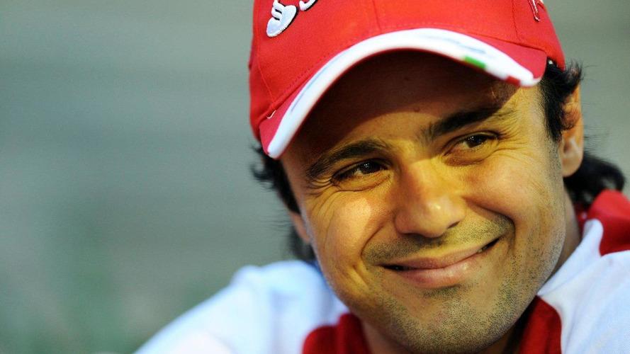 Massa denies being Ferrari 'number 2'