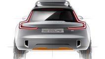 Volvo Concept XC Coupe teased, previews next-gen XC90 [video]