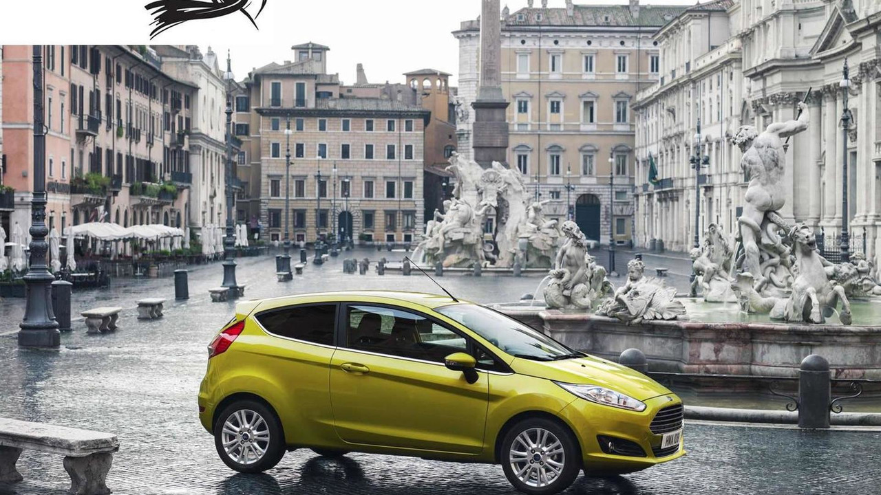 Ford Fiesta 1.0-liter EcoBoost is Women's World Car of the Year 24.07.2013
