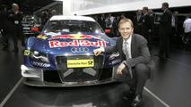 Audi A4 DTM in Geneva