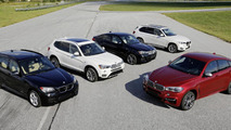 BMW X 15th anniversary