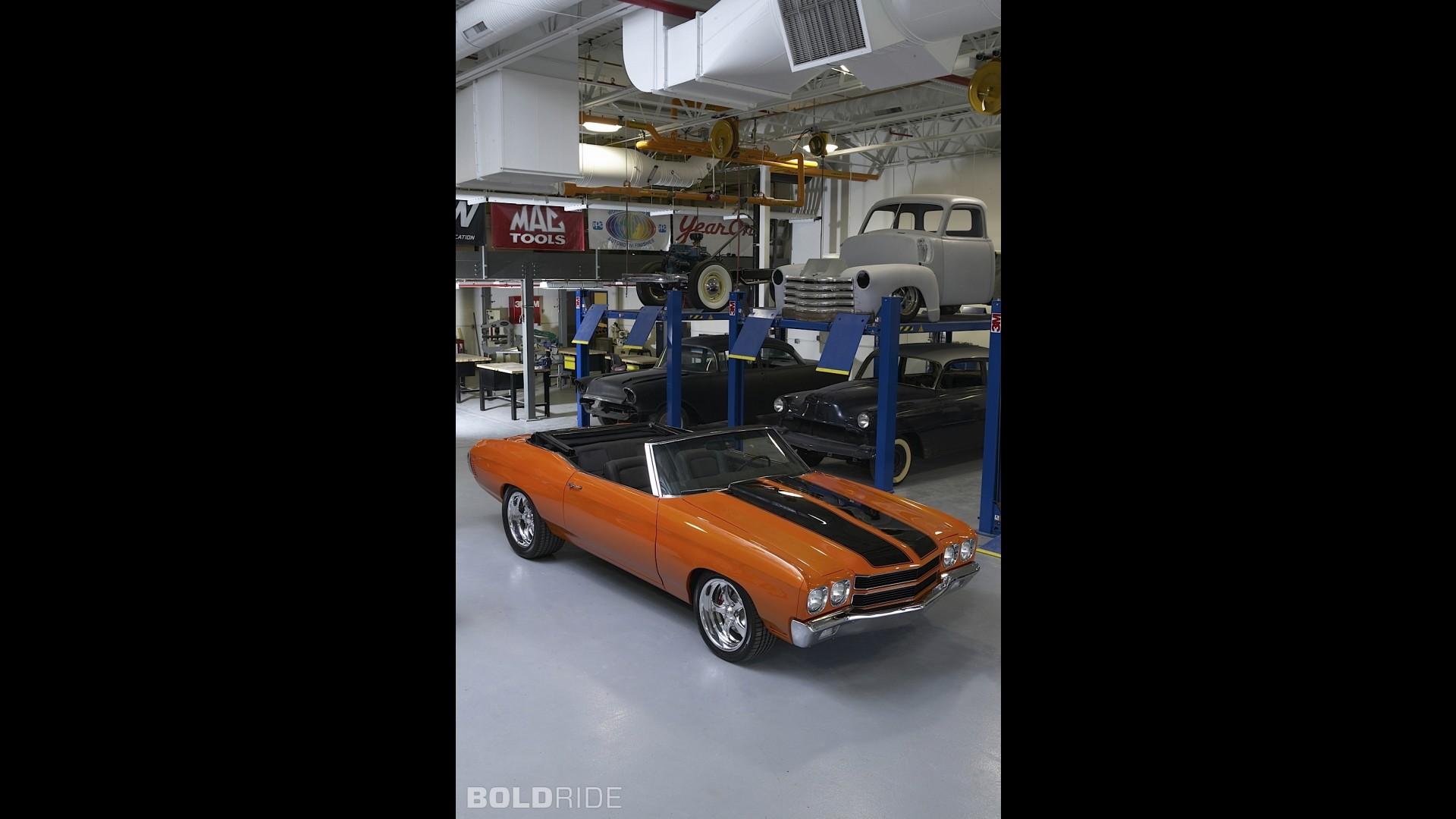 Chevrolet Chevelle Summer School