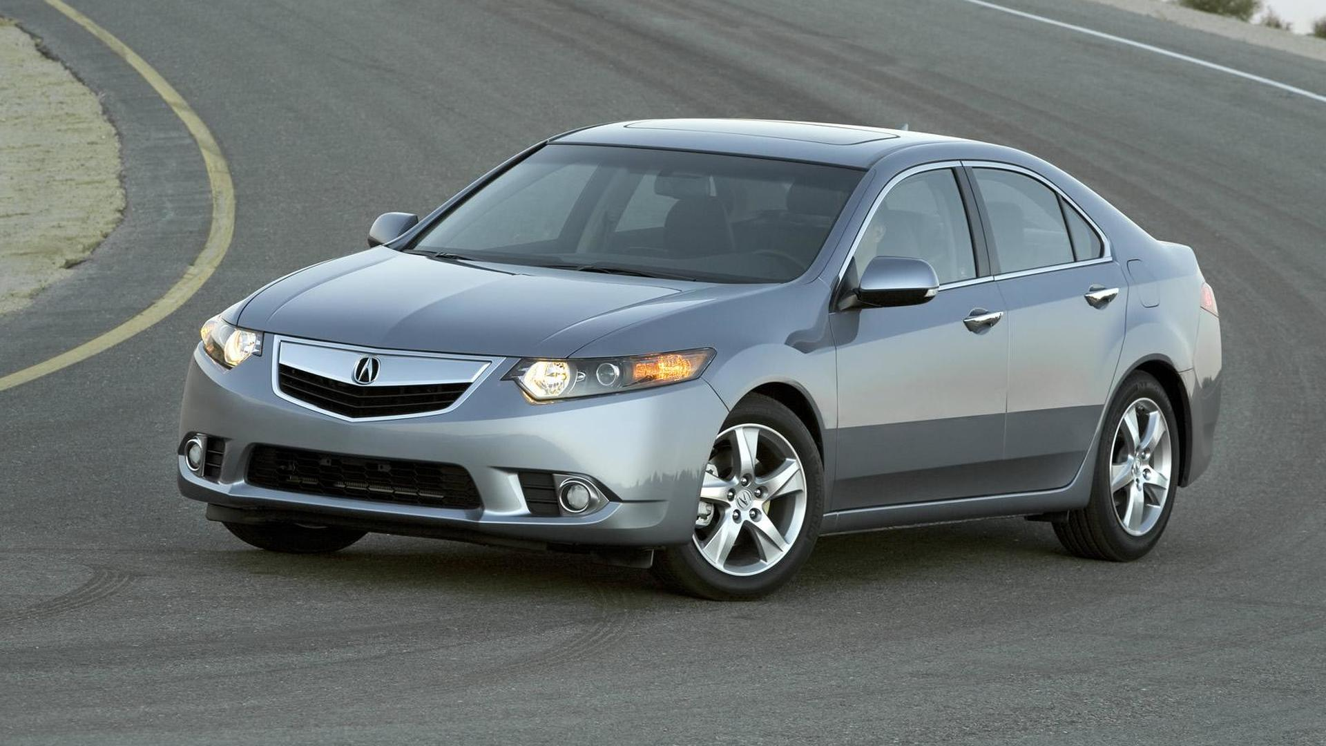 Acura TSX could be axed - report
