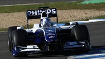 Soucek hints Williams test option for 2010