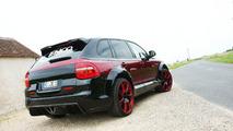 ENCO Gladiator 700 GT Biturbo - Based on the Porsche Cayenne Turbo