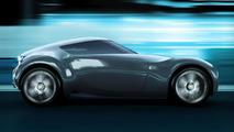 Nissan ESFLOW EV sports car concept revealed before Geneva [video]