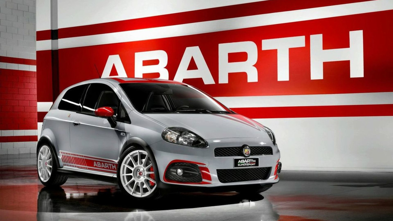 2010 Abarth Grande Punto SuperSport