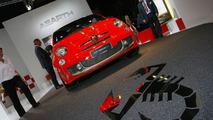 Abarth 695 Tributo Ferrari at 2009 Frankfurt Motor Show