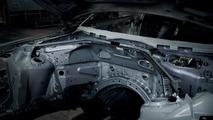 2012 Nissan GT-R facelift Carbon strut bar 18.10.2010