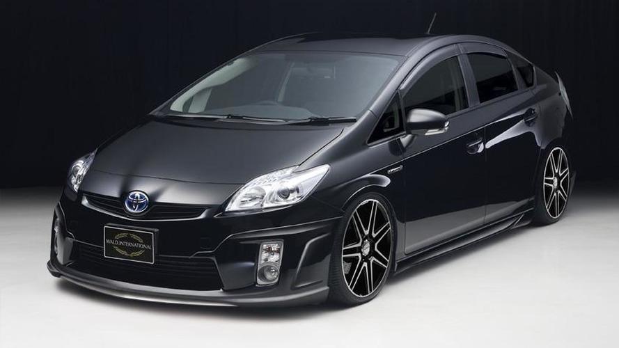 Wald previews aero styling kit for Toyota Prius