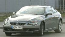 BMW 6 Series Spy Photos