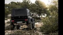Mercedes-Benz G 500 4x4 Squared Concept