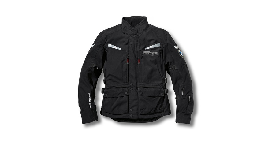 BMW releases airbag motorcycle jacket