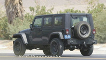 Jeep JT Pickup Test Mule Spy Photos