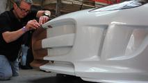 Jaguar C-X16 concept clay model headed to Clerkenwell Design Week