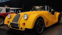 Morgan Electric Plus E concept live in Geneva 06.03.2012