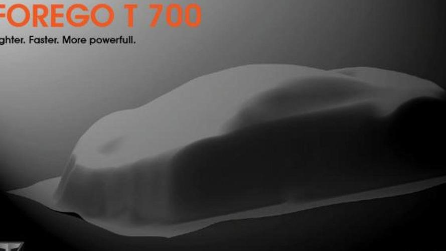 2013 Tushek Forego T 700 teased