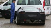 Lexus LF-A production version spied