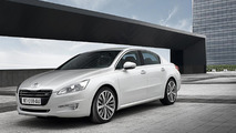 2011 Peugeot 508 first details and photos officially released