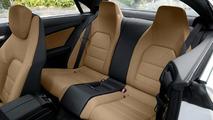 Mercedes-Benz E-Class Coupé, E 350 CGI, interior