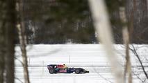 Sebastien Buemi, Red Bull RB5, Lac-a-l'Eau-Claire, Quebec, Canada
