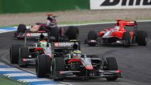 HRT confirms Yamamoto, Senna, for Hungary
