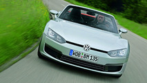 VW to Show New Coupe Concept, production possible, Jetta Confirmed