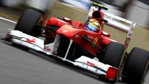 Ferrari begins three-day test in France