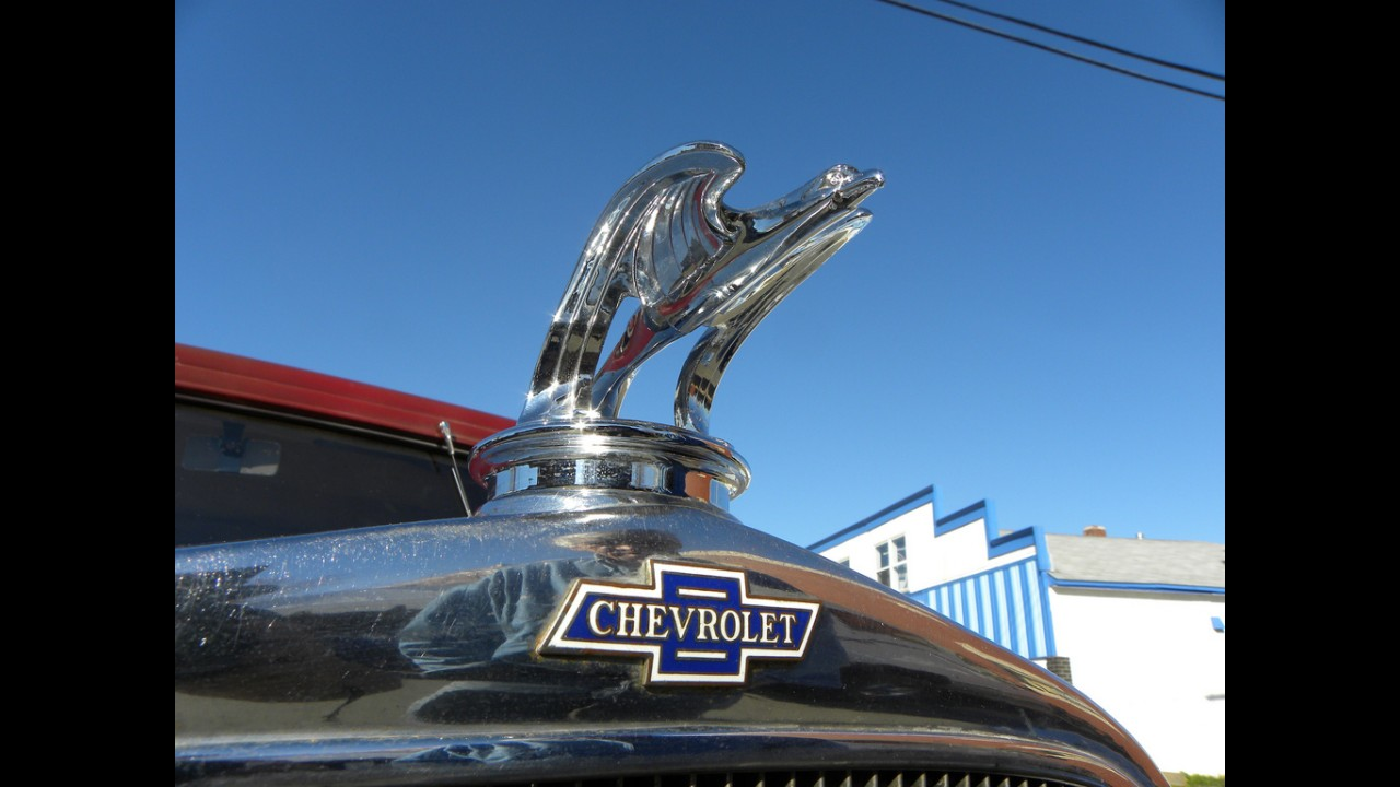 Chevrolet Confederate Coupe