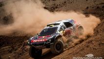 Dakar leader Peterhansel under investigation