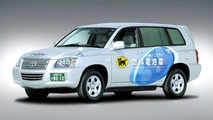 Toyota Confirms Hydrogen Vehicle for 2015