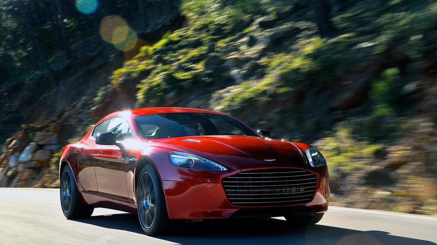 2013 Aston Martin Rapide S revealed [VIDEO ADDED]