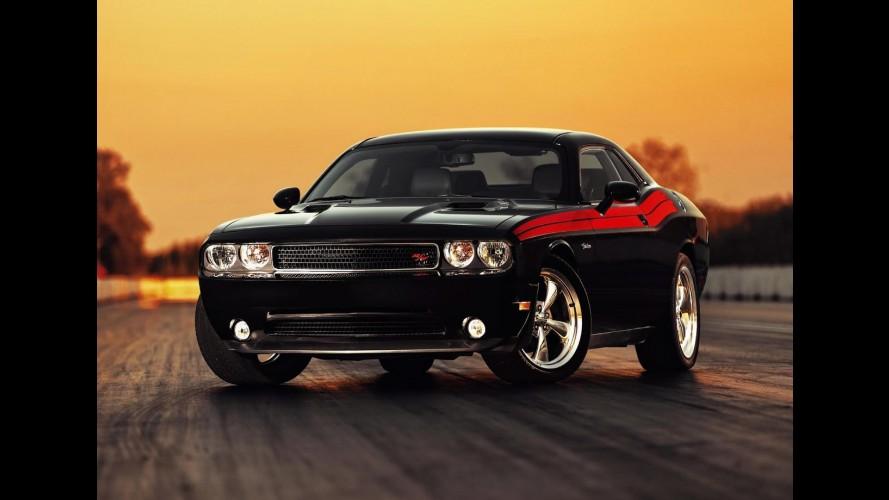 Dodge apresenta o Challenger 2011 - Veja fotos