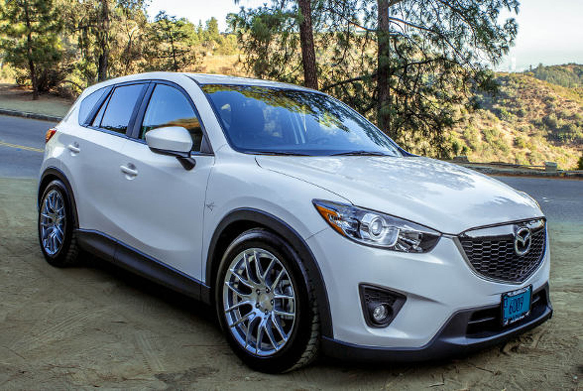 Mazda Cx 5 Tuned By Mlb Pitcher Cj Wilson Is A Cuv Fastball