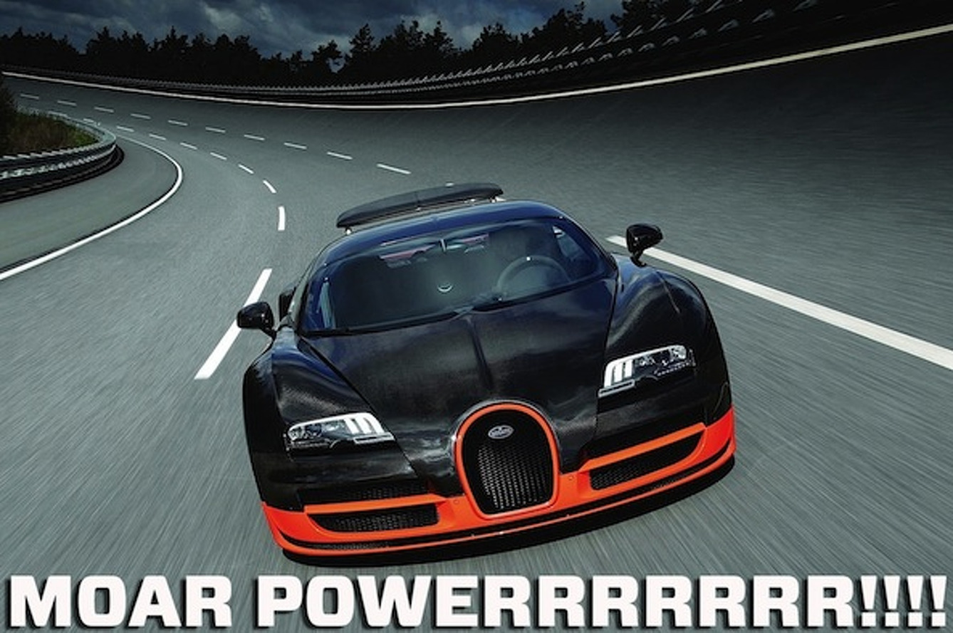 Rant: How Much Power is Too Much Power?