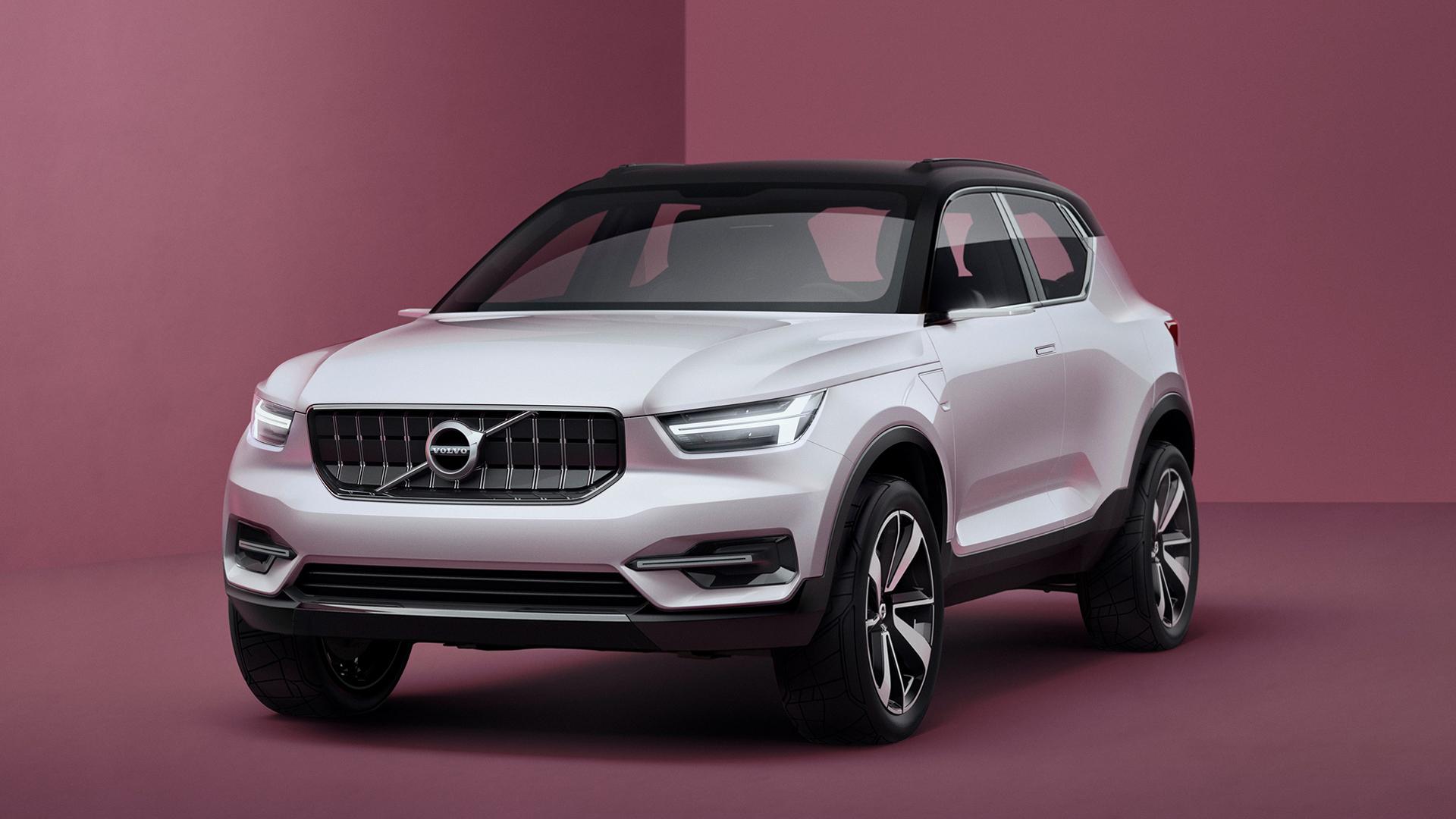 Volvo won't go below 40-series models