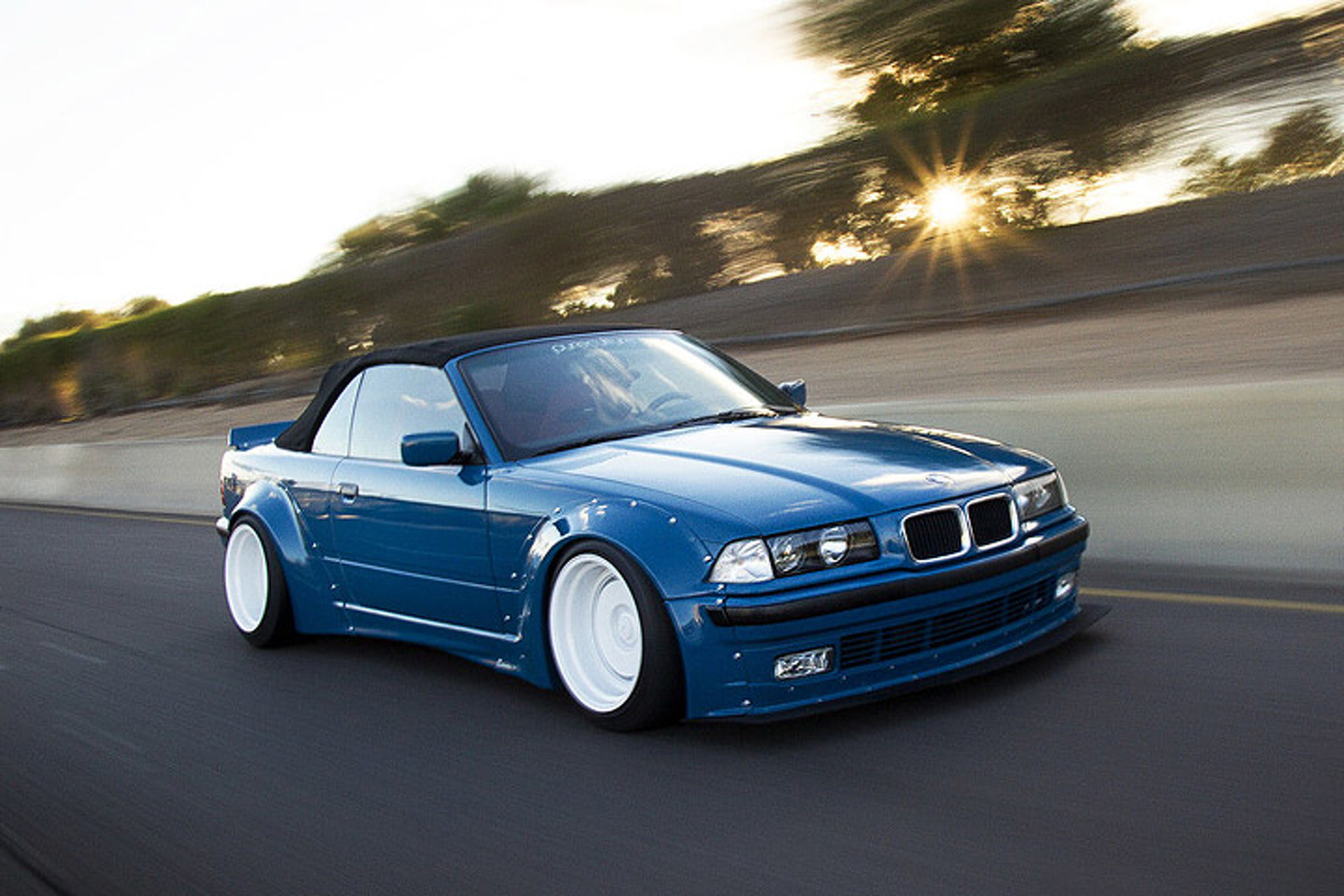 This '95 BMW 325i Loses Altitude, Gains Attitude