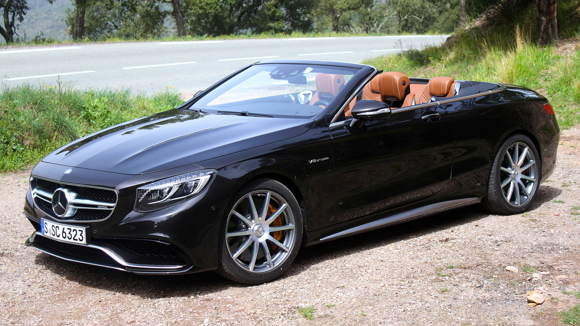 First Drive 2017 Mercedes Amg S63 Cabriolet