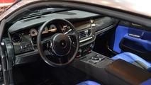 Rolls-Royce Ghost, Wraith gain bespoke Black Badge editions