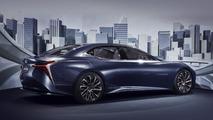 Lexus FCV confirmed for 2020