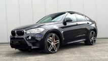 G-Power bumps the second generation BMW X6 M to 650 PS