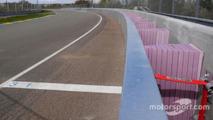 Le Mans hosts European debut of SAFER barrier this weekend