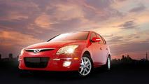 Hyundai Elantra Touring Production Model