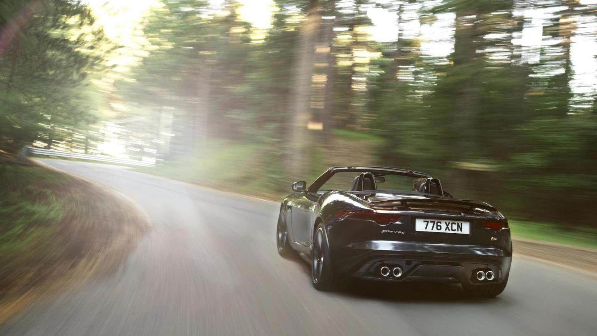 Jaguar already has 2,000+ orders for F-Type